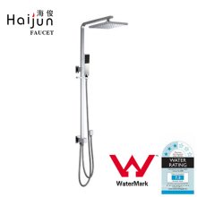 Haijun New Arrival Watermark Single Handle Torneira termostática de chuva Chuva