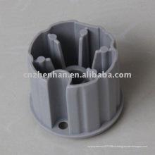 Пластмассовая торцевая заглушка 60 мм Quadrate для компонентов маркизы, аксессуаров для штор, тентов, тентовых механизмов