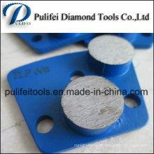 Floor Polishing Pad with Metal Bond Concrete Grinding Segment