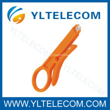 Cortador de cables y herramienta de crimpado de stripper Herramientas de red
