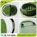 Spin Kunststoff Mop Eimer mit Rädern