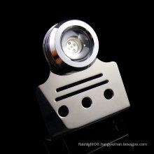 12V 9W Trim Tab Light Stainless Steel LED Marine light