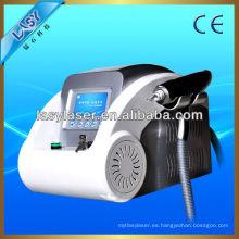 Nd yag 1064nm Láser Toenail Sistema de Tratamiento de Hongos / Onicomicosis