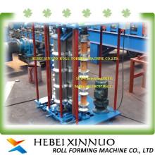 canton hot sale xinnuo brief curve aluminum cold rolling machine
