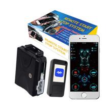 Dropshipping niversal Car Rfid Smart Pke Keyless Entry System Remote Starter Engine Start Stop BT Car Alarm
