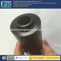 Kundenspezifische Qualität cnc drehen Kunststoff Rohr Buchse