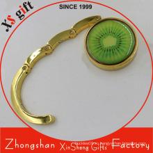 Горячие продажи моды золото эпоксидной складной сумка держатель