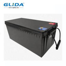 Batería LiFePO4 12V 100AH para sistema fotovoltaico solar