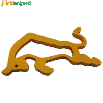 Aluminium Customized Bottle Opener With Logo