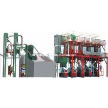60 Tonnen pro Tag Mehl Fräsmaschinen