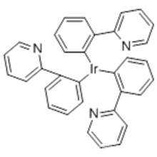 Tris (2-phénylpyridine) iridium CAS 94928-86-6