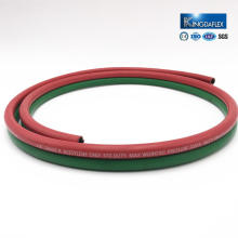 Heat Resistant 5/16 inch Natural Gas Twin Line Welding Hose 20bar