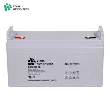 Batería de gel sin mantenimiento 12V120Ah