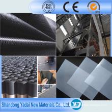 Geomembrane für Deponien und Fischfarm Pond Liner HDPE Geomembrane