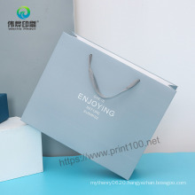 Hot Selling Offset Printing Service Handbag Paper Gift Bag