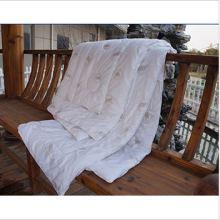 Bestnote Micro Wool Quilt mit Schaf gedruckt