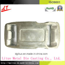 Langlebige Aluminium-Guss-Sicherheitsgurt-Verschluss-Buttom-Teile