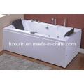 White Acrylic Sanitary Whirlpool Massage Bathtub (OL-658)