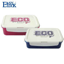 Easylock Best Kids Plástico Bento Lunch Box com Compartimento