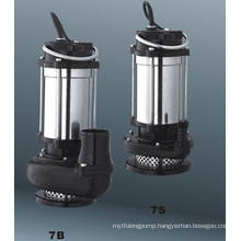 Qjd Series Submersible Pump with CE and UL (Stainless Steel Body)