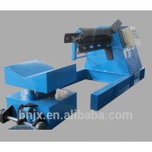 High quality, 15Tons Hydraulic decoiler with coil car