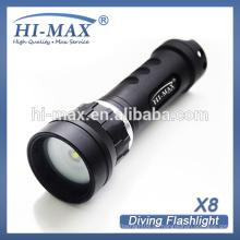 High Intensity Photo Led Tauchen Licht 860lm wasserdichte Video-Fotografie Video Licht