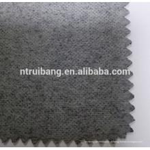 Pano de filtro industrial do carbono de Sandwitch para a remoção do odor e a eliminação do gás de sapatas do saco de pano