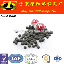 Competitive price of coal spherical activated carbon manufacturing plant
