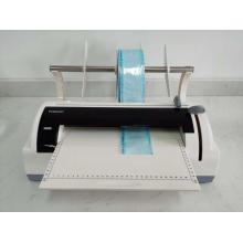 Machine de cachetage dentaire pour rouleau de stérilisation