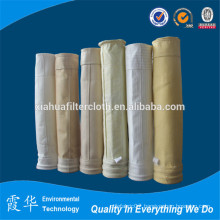 High quality cement dust filter bag for steel plant