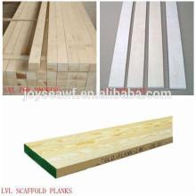 Embalaje de madera contrachapada y embalaje LVL