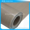 Venda da fábrica vária amplamente utilizado tecido PTFE cor de marrom resistente ao calor