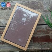 Personalizar PU Leather Hardcover Business / School / Diary Notebook com caixa de presente (XL-48K-HP-01)