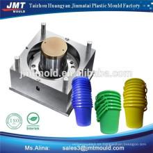 cubos de diseño de molde de inyección de plástico de fábrica de molde