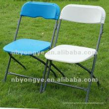 Stuhl aus Stahl