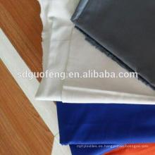 Algodón Spandex Popelina Tejido 1/1 Tejido de Alta Densidad Fabricación de Bajo Precio