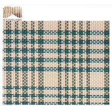 novo tecido de malha de reforço de vinil estilo