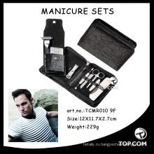 недорогой и изысканный мужской маникюрный набор / набор маникюрный