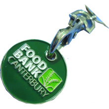 Trolley Coin Keychain for Promotion Gift (m-TC012)