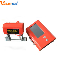 Dot Peen Car Chassis VIN Number Marking Machine