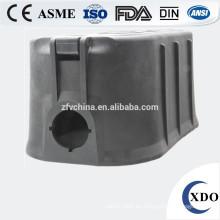 Contador de agua de plástico fábrica precio alta calidad
