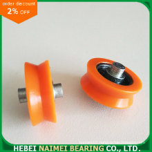Sliding Window Plastic Roller
