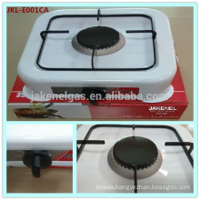 euro type gas cooker stove single burner