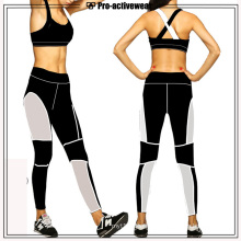 2017 New Design Fashionable Women Tight Gym Suit (Cotton)