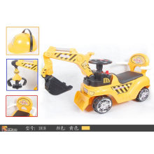 New Design Car Shape Baby Swing Car with Good Plastc Material Wholesale