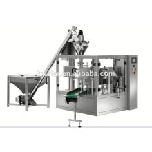 pouch fill and seal packing machine