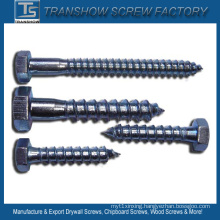 M6-M16 Hex Head Wood Screws