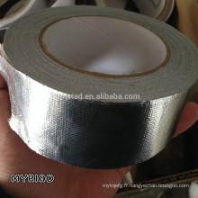 Ruban d'étanchéité à l'aluminium, matériau de toiture réfléchissant et argenté