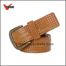 Fashion casual custom belts for mens