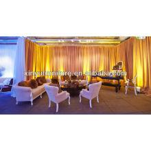 white lounge wedding furnitures XY0326